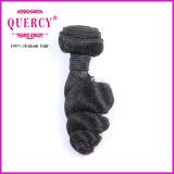 Vente en gros brésilienne bon marché de cheveu d'onde desserrée d'armure de cheveu