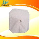 Filtración con minas de mineral de hierro de cobre zinc carbón tela de poliéster de filtro para el filtro de Prensa