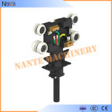 Enclosed линия электропередач шинопровода меди проводника для распределения силы крана