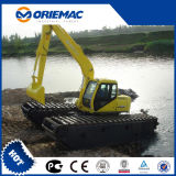 China Mini Excavadora anfibio Zy80SD para la venta