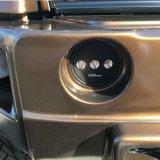 J252 4 pouces LED 15W Luminex pour feu de brouillard de Jeep Wrangler Jk 07+