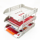 ABS promozionale più basso di prezzi 3 strati di documento della casella dell'archivio