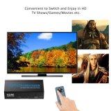 Switcher High Speed порта входного сигнала переключателя 3X1 3 HDMI