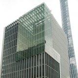 Comité van de Gordijngevel van het Aluminium van de Decoratie van het Bouwmateriaal het Materiële Met ISO9001