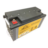 Bateria tubular de Opzv do gel da bateria 12V 100ah de Leoch