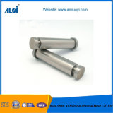 Piezas de acero del corte del laser de la precisión para las piezas del molde de la máquina