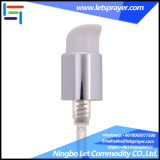 24 mm Aluminum Long Head Lotion Dispenser Cream Pump with Clip