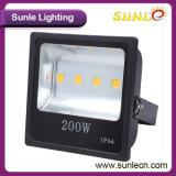 12000lm lámpara de inundación accionada estadio de la MAZORCA 150W LED (SLFC215)