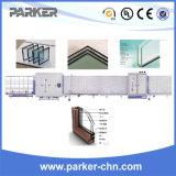 Lavadora de cristal vertical aislador de la máquina de cristal
