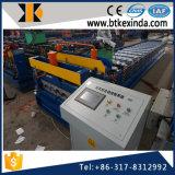 Profiel van Staal 830 van Kxd verglaasde het Automatische het Broodje van de Tegel Vormt Machine