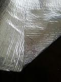 Изоляция высокой жары алюминиевой фольги керамической ткани стеклоткани Coated