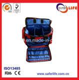 Do paramédico médico do saco do táxi do EMS saco básico médico Resuce do saco do traumatismo do que responde de EMT primeiro