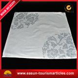 Mantel de encargo del telar jacquar para la cena con insignia de la impresión
