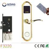 Fechamento de porta eletrônico Keyless da porta do hotel de Orbita