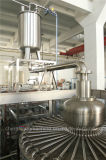 Automatique de 3 en 1 bouteille Pet de jus de remplissage à chaud de ligne de production avec la CE