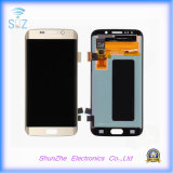Экран LCD мобильного телефона для индикаций края Samsung S6