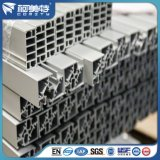ISO 6063 일관 작업을%s T5 T 슬롯 알루미늄 단면도