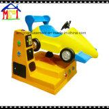 Elefante del bambino della strumentazione del parco di divertimenti di giro dei bambini della macchina del gioco