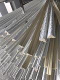 4 cm que tallan la pared de la línea de marco de la PU/PU y el moldeado del marco del techo que moldean