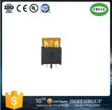 Plug-in Soporte de fusible para automóvil Mediano Enchufe Soporte de fusible Tipo de montaje de PCB Soporte de fusible de la lámina