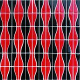 Cristal de vidro colorido mosaico para exterior