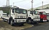 De Vrachtwagen van de Lading van Isuzu 8X4/de Vrachtwagen van de Vrachtwagen