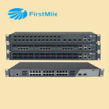 Управляемый De-Multiplexed переключатель локальных сетей волокна CATV