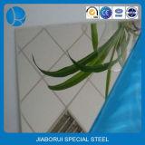 Tisco 8k Miroir fini en acier inoxydable feuille 304L protégé par PVC Film