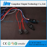 4 connecteurs de faisceau de fils de l'automobile 108W faisceau de câbles à la barre de feux