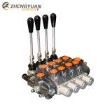 高品質OEMのポート油圧部門別の方向制御弁SD8
