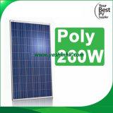 гибридная солнечная система 10kw для домашней пользы