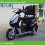 판매를 위한 500W 3 바퀴 전기 기동성 불리한 스쿠터