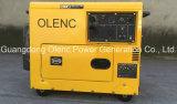 Leiser Typ Diesel-Generator des kleiner einzelner Zylinder-Dieselmotor-10kVA