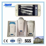 Wireless/máquina de ultrasonido ecógrafo portátil