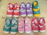 Сандалия 5 малышей цвета с ЕВА Outsole