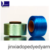 FDY Dope Dyed 500d / 288f Filament Polyester Yarn