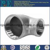 Pièces d'échappement de voitures en métal haute qualité personnalisées avec process de coulée