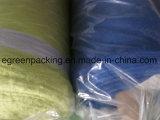 Ткань чистки Microfiber замши в крене голубом /Green/ черном /Yellow/Blue