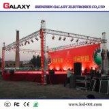 에너지 절약 3.91 4.81 단계 사용을%s 실내 옥외 RGB 임대 조정 LED 영상 벽 전시 화면