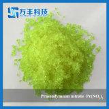 Nitrato superior 99%-99.999% del praseodimio del grado