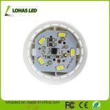 Indicatore luminoso di lampadina di plastica eccellente di luminosità E27 3W LED