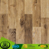 Experimentado fabricante de madera del grano de papel de China para suelo y los muebles