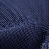 Buona elasticità e tessuti di nylon spessi e del lana nell'azzurro di blu marino