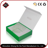 Bronzage du cadre de mémoire dur de cadeau de carton de rectangle pour les produits électroniques