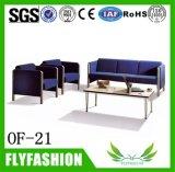 forniture comode della casa e di ufficio del sofà del tessuto of-21 del sofà durevole del salone