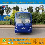 Батарея Zhongyi 3t - приведенное в действие миниое багги приемистости груза электрического общего назначения Deliverry с Ce & SGS