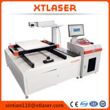금속 표하기와 보석 절단을%s 휴대용 소형 섬유 Laser 표하기 기계 50W 레이저 프린터 30W 정가표