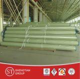 Труба прямоугольной пробки стальная