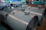 Içando o motor elétrico de motor elétrico do guindaste do motor elétrico