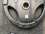 体操のフロアーリングのためのゴム製マットの床タイルの床のマット